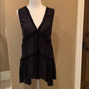 Tiered dress/top